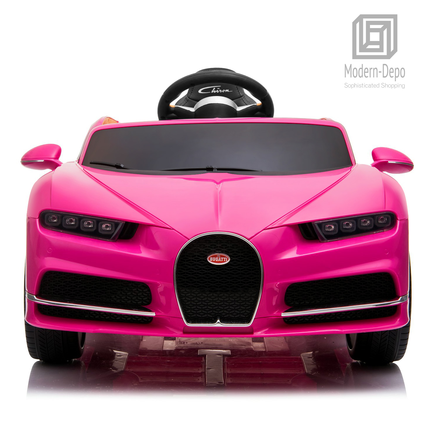 Bugatti-Chiron-12V-Kids-Ride-On-Car-with-Remote-Control-High-Speed-Motor miniature 23