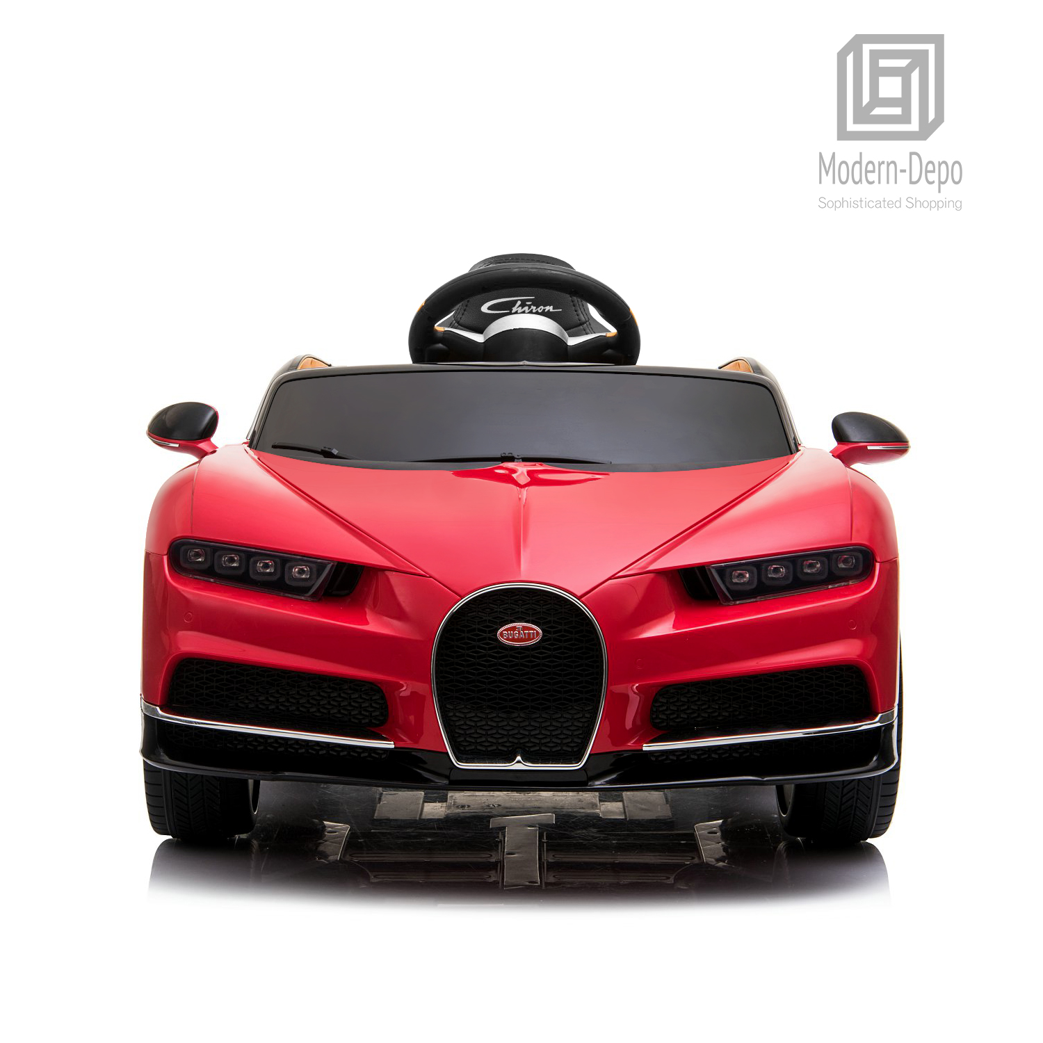 Bugatti-Chiron-12V-Kids-Ride-On-Car-with-Remote-Control-High-Speed-Motor miniature 30