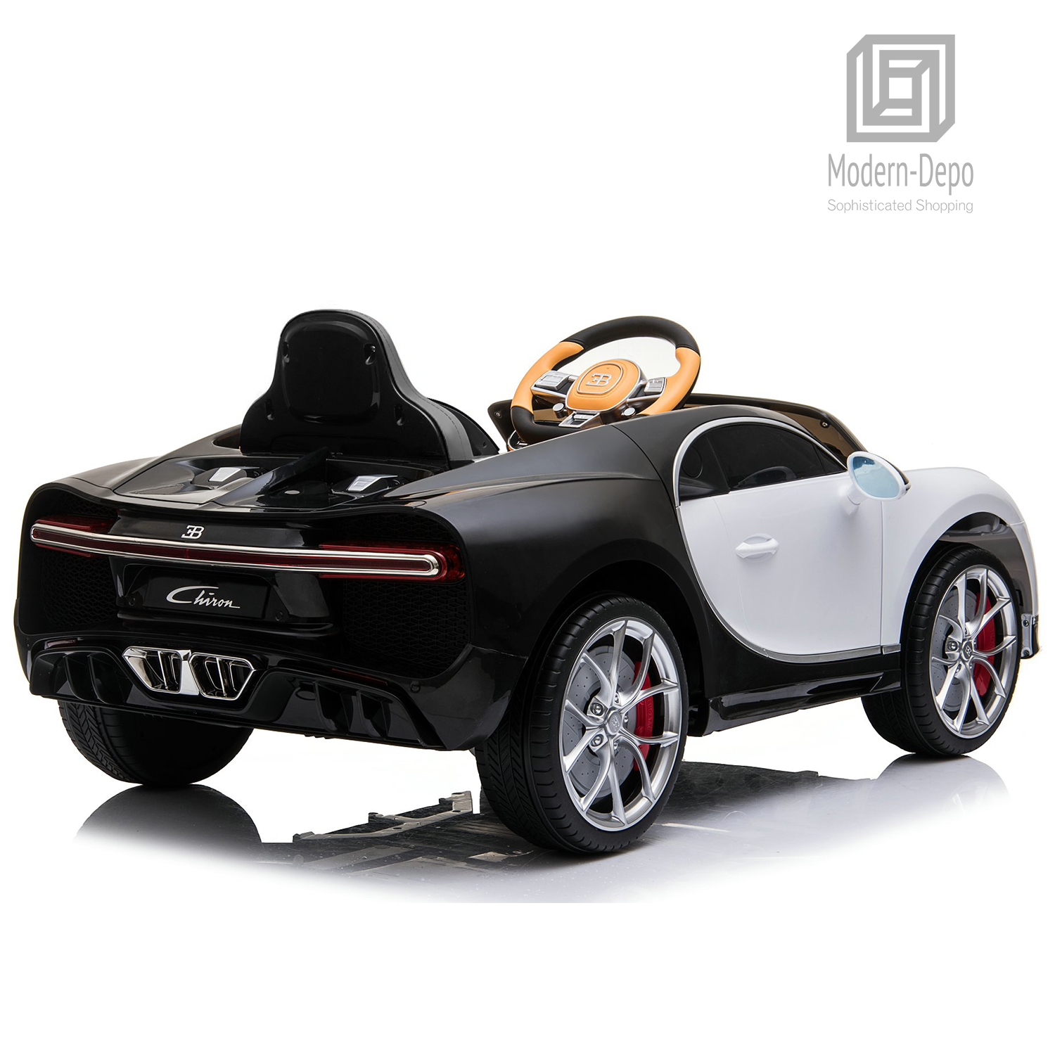 Bugatti-Chiron-12V-Kids-Ride-On-Car-with-Remote-Control-High-Speed-Motor miniature 41