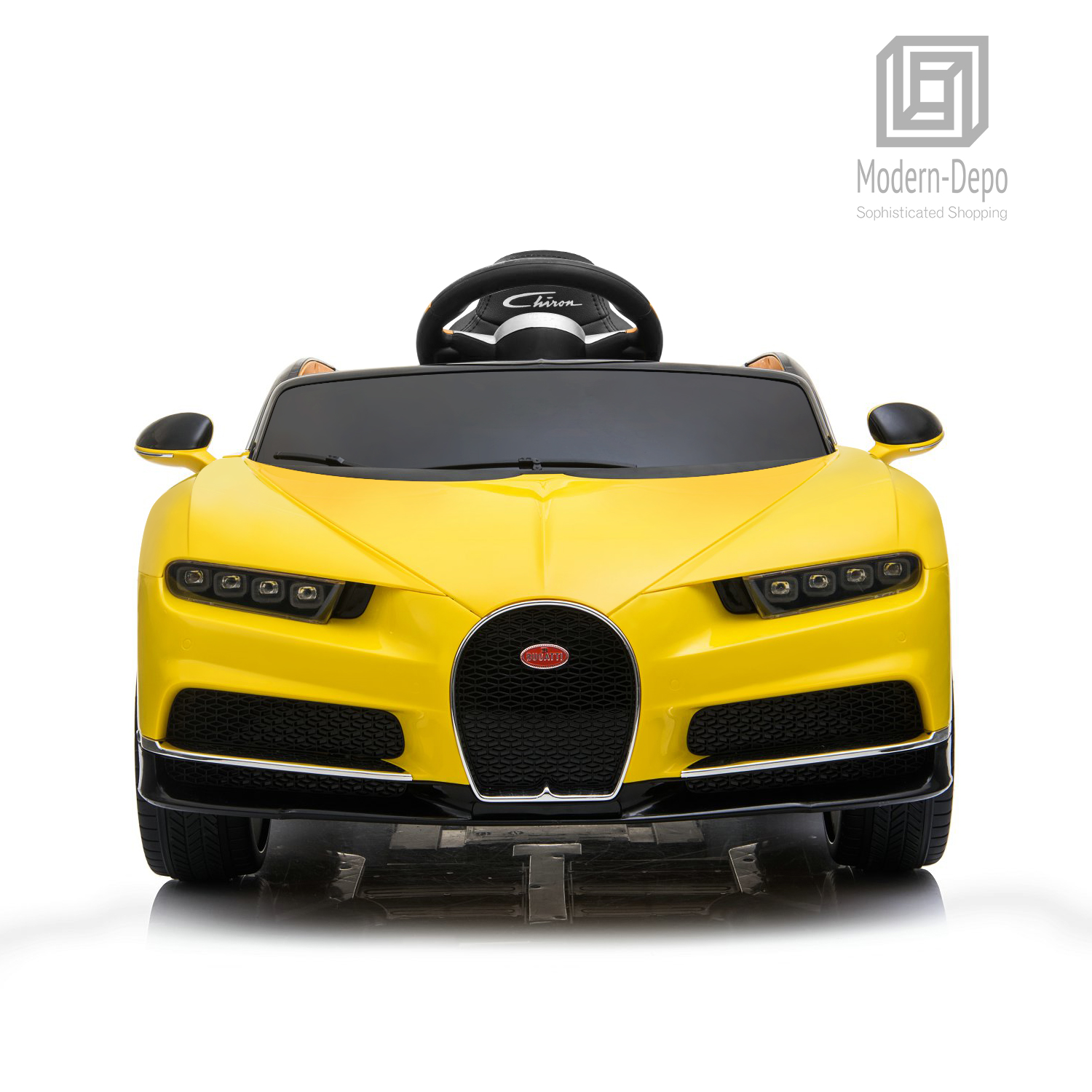 Bugatti-Chiron-12V-Kids-Ride-On-Car-with-Remote-Control-High-Speed-Motor miniature 44