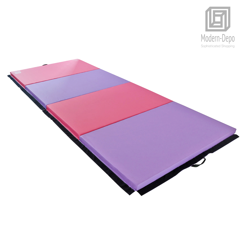 Adjustable-Horizontal-Training-Bar-Expandable-Gymnastics-Junior-Kip-Bar-w-Mat thumbnail 23