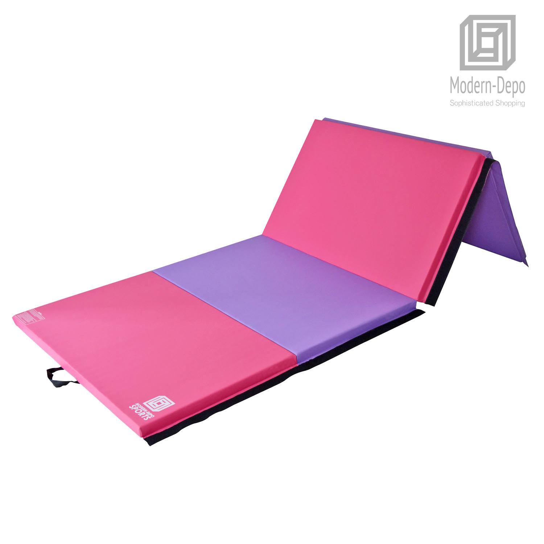 Adjustable-Horizontal-Training-Bar-Expandable-Gymnastics-Junior-Kip-Bar-w-Mat thumbnail 24