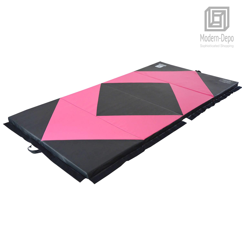 Adjustable-Horizontal-Training-Bar-Expandable-Gymnastics-Junior-Kip-Bar-w-Mat thumbnail 9
