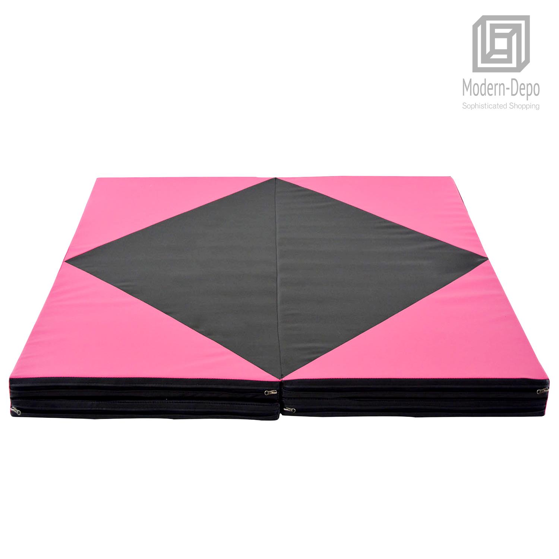 Adjustable-Horizontal-Training-Bar-Expandable-Gymnastics-Junior-Kip-Bar-w-Mat thumbnail 12