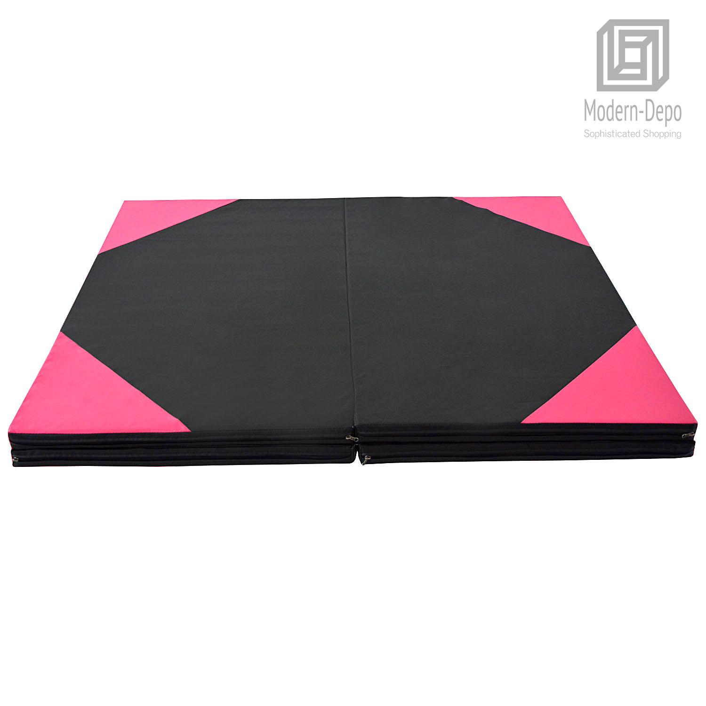 Adjustable-Horizontal-Training-Bar-Expandable-Gymnastics-Junior-Kip-Bar-w-Mat thumbnail 21