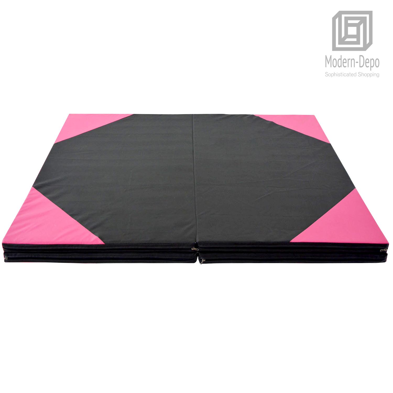 Adjustable-Horizontal-Training-Bar-Expandable-Gymnastics-Junior-Kip-Bar-w-Mat thumbnail 18
