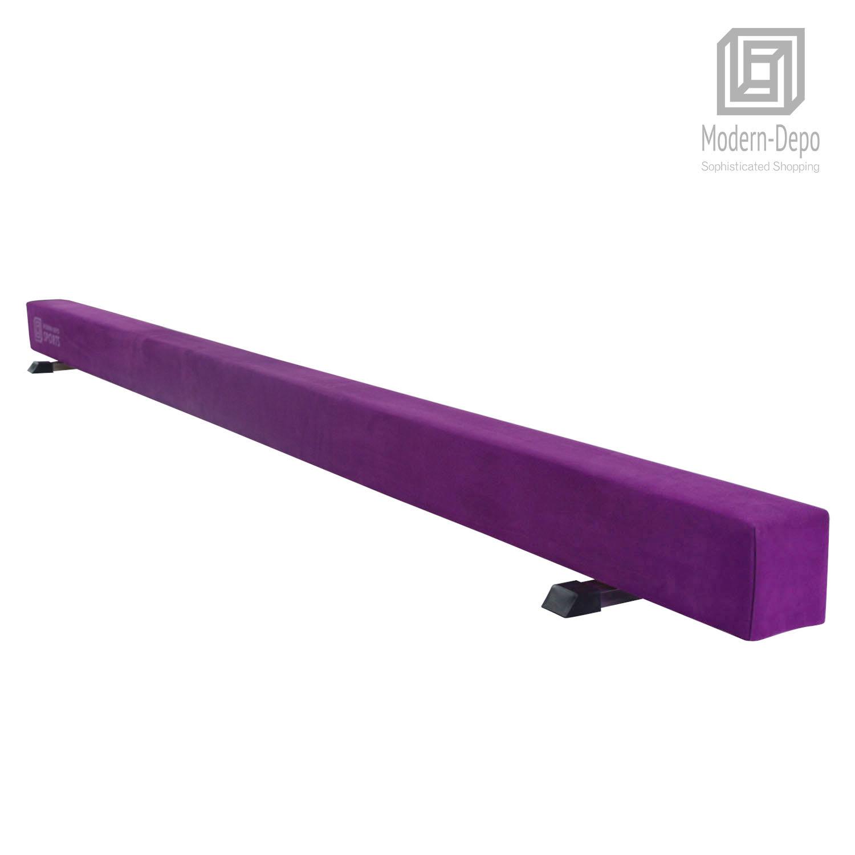 Pink-Junior-Kip-Bar-Adjustable-Horizontal-Training-Bar-w-Mat-and-Balance-Beam thumbnail 18