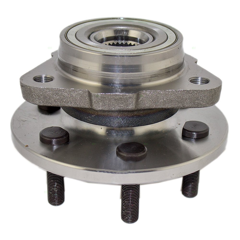 New Front Wheel Hub Bearing Assembly 4WD 4x4 Dodge Pickup Truck SUV Aftermarket