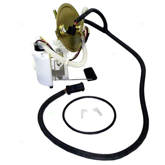 New Fuel Pump Module Sending Unit Housing 97 98 Ford Windstar Van 3 0L 3 8L