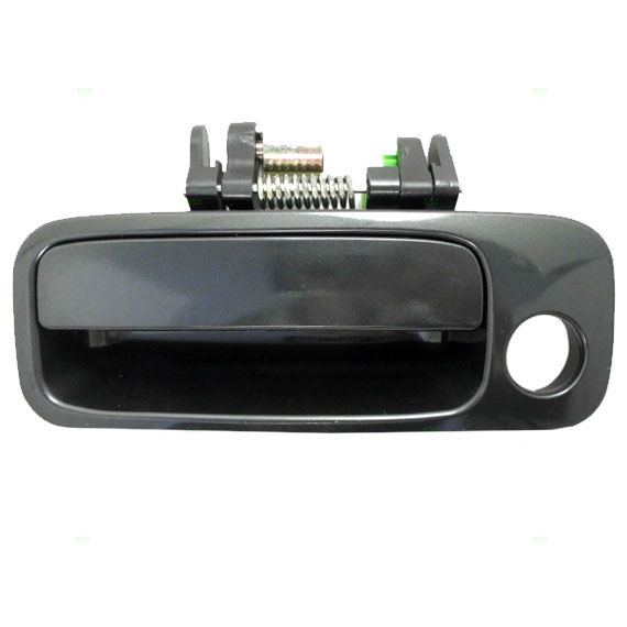New Drivers Outside Front Door Handle Dark Gray Assembly