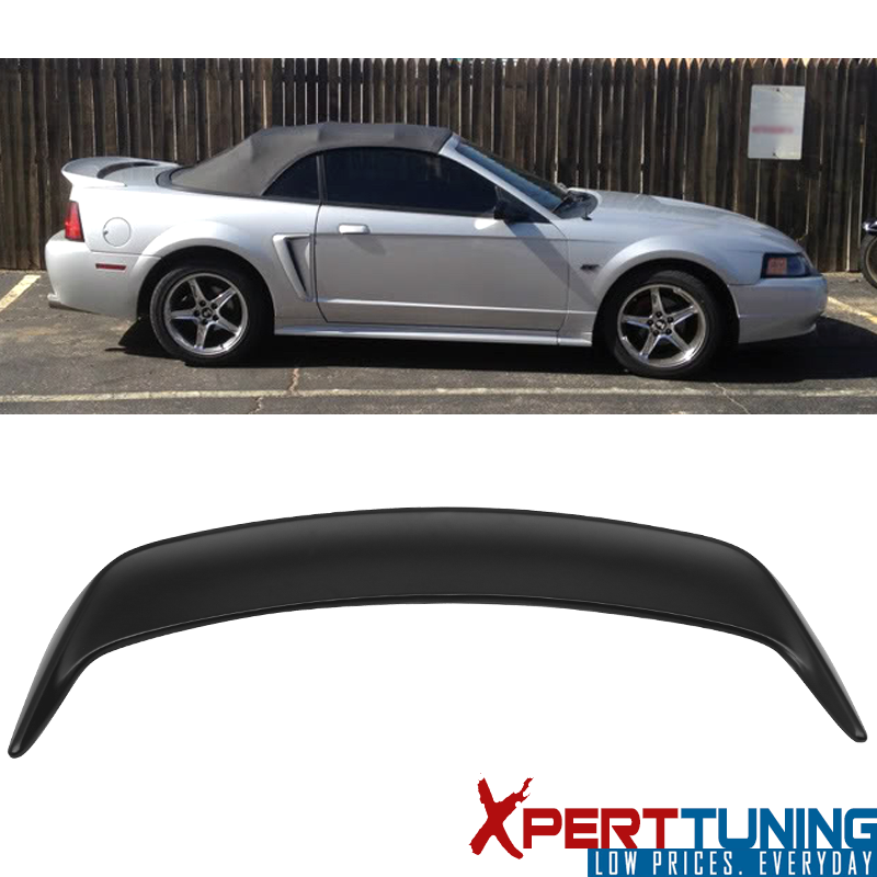 Fits 05-09 Ford Mustang 2-Door OE Factory Style ABS Trunk Spoiler Wing