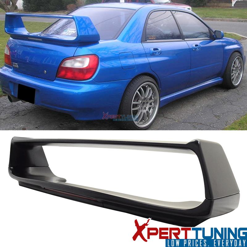 ABS JDM Roof Screen Spoiler Wing Fits 02-07 Subaru Impreza