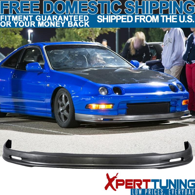 94-97 Acura Integra Front Bumper Lip Spoiler Mugen Style