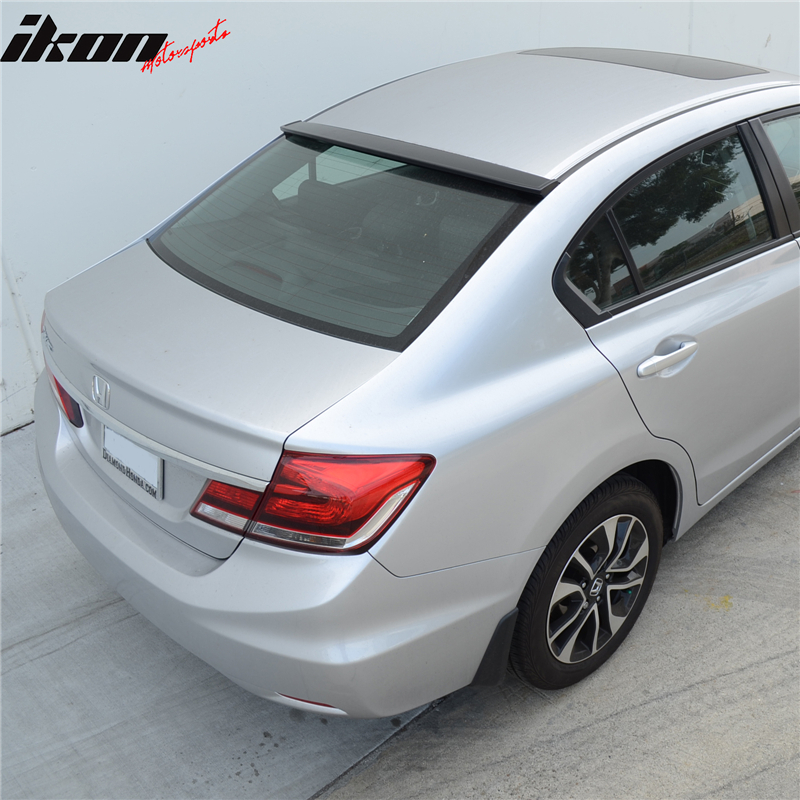 12-15 Honda Civic FB 9th 4 Door 4D 4DR Ikon V2 Rear Roof