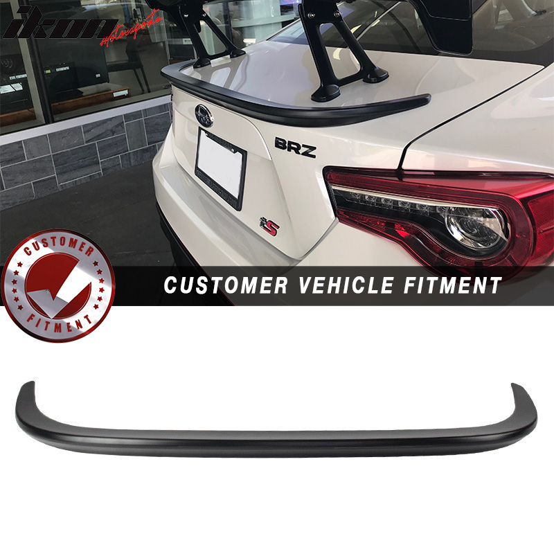The Best Sti Spoiler On Brz