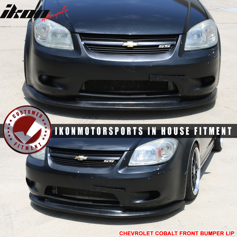 Fits 05 10 Chevy Cobalt Ss Bumper Only St Style Front