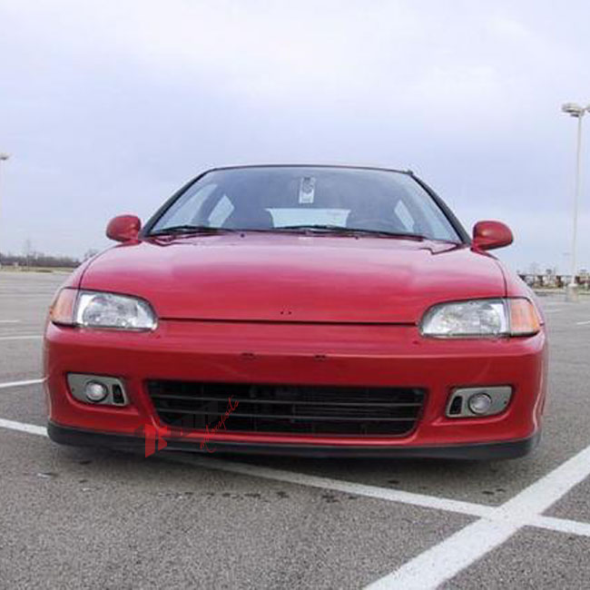 Fits 92 95 honda civic eg sir style front bumper lip urethane bumper lips are custom fit to transform your vehicles front end for a dramatic effect and adds a finished look to street custom and off road vehicles publicscrutiny Choice Image