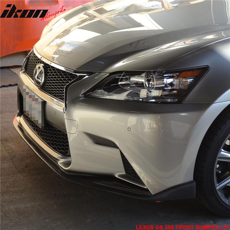 Lexus Gs F Sport 2015 3d Model: Fits 13-15 Lexus GS350 GS450 Sedan F Sport SK Style Front
