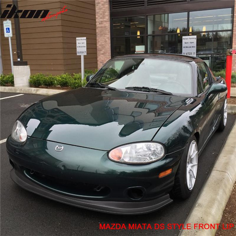 Fits 99 00 Mazda Miata Mx 5 Ds Style Front Bumper Lip Chin