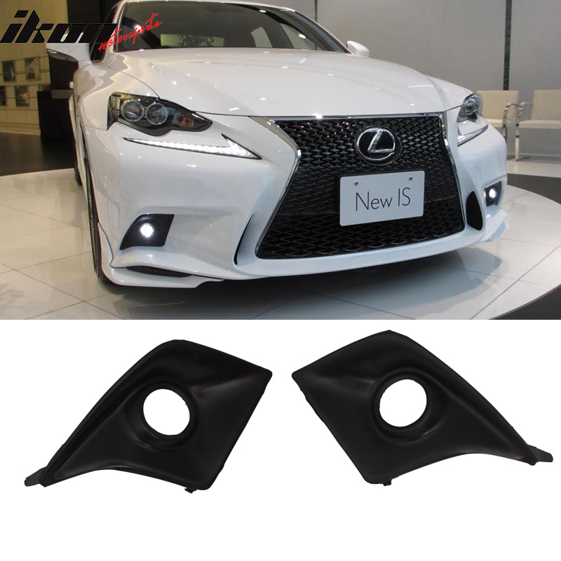 *NEW LEXUS Is250 Is350 PASSENGER FOG LIGHT COVER OEM RIGHT 10-14 CONVERTIBLE