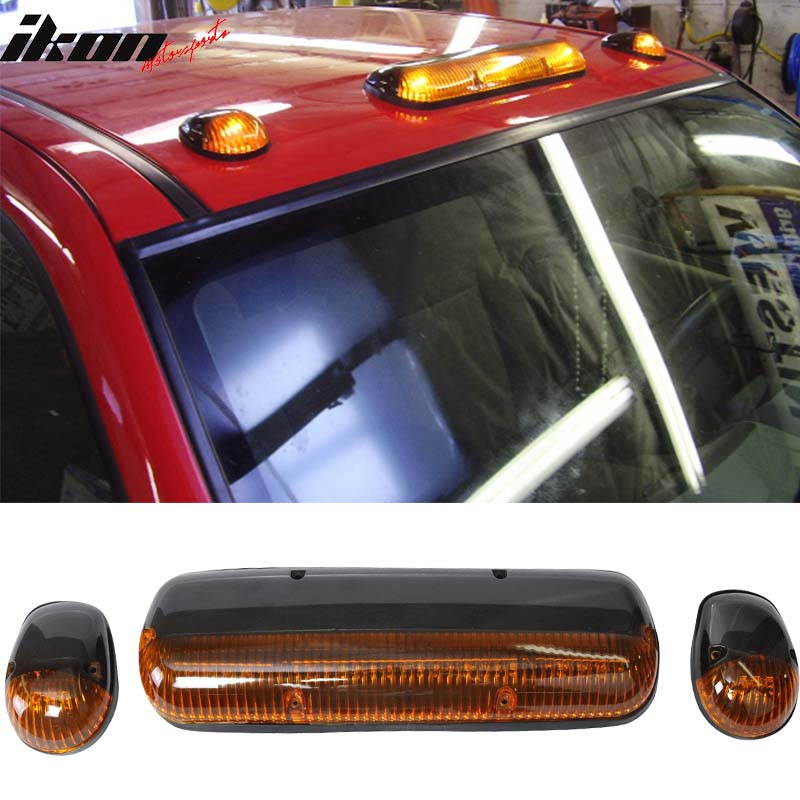 Universal Fit Pickup Truck Suv Roof Top Led Marker Running