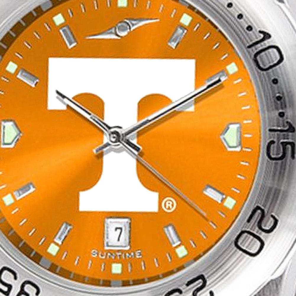 Men-039-s-Oklahoma-State-University-Watch-Stainless-Steel-Dress-Watch thumbnail 2