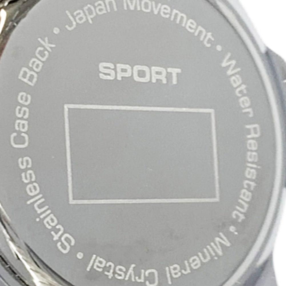 Men-039-s-Oklahoma-State-University-Watch-Stainless-Steel-Dress-Watch thumbnail 3