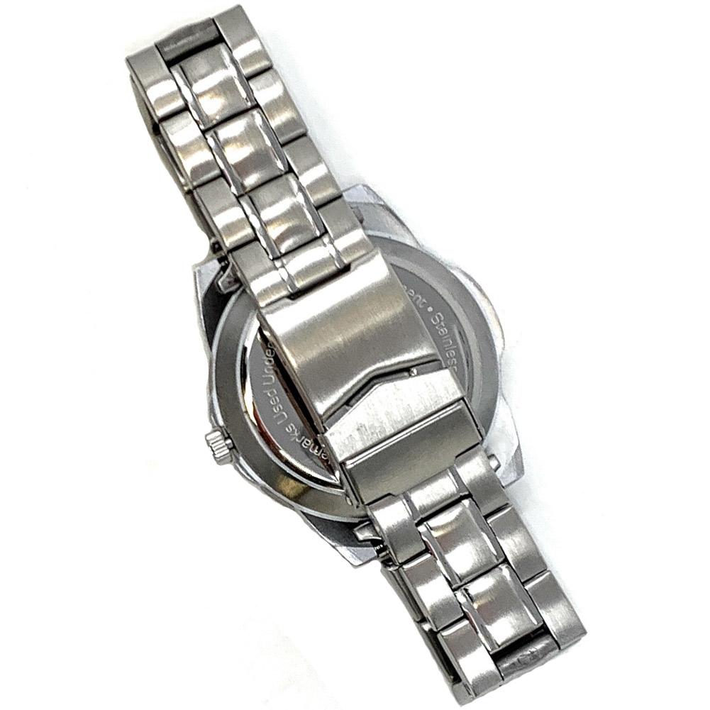 Men-039-s-Oklahoma-State-University-Watch-Stainless-Steel-Dress-Watch thumbnail 5