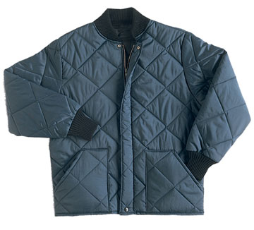 Walls Men S Work Diamond Quilted Cooler Jacket Insulated