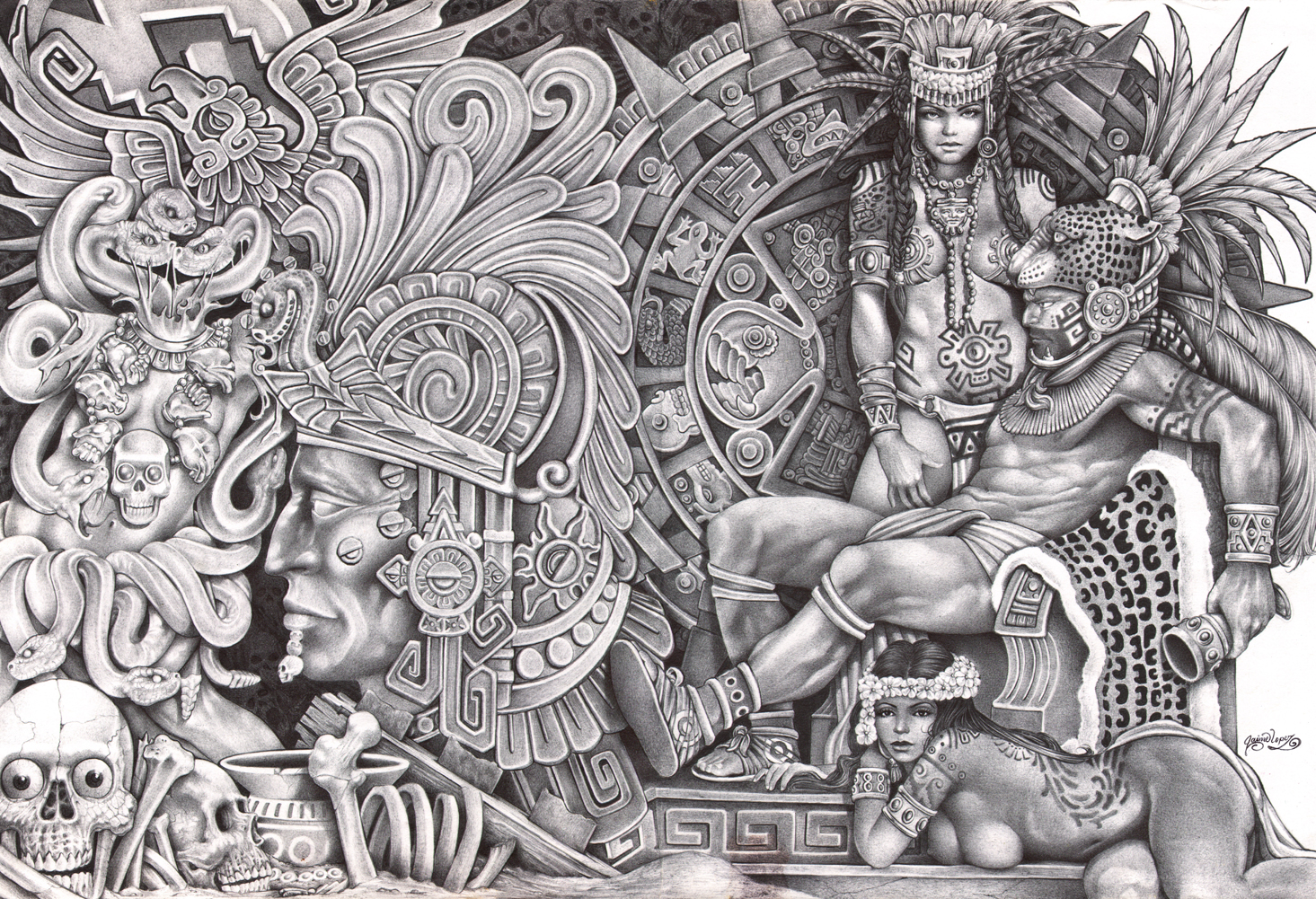 100+ Mexican Art Tattoo Style – yasminroohi