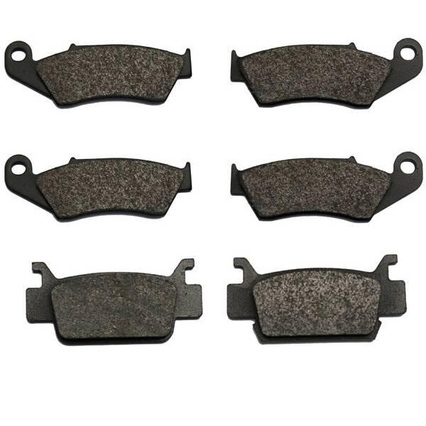Front Brake Pads For Honda TRX700XX 2008 2009 2010 2011 2012 2013 2014