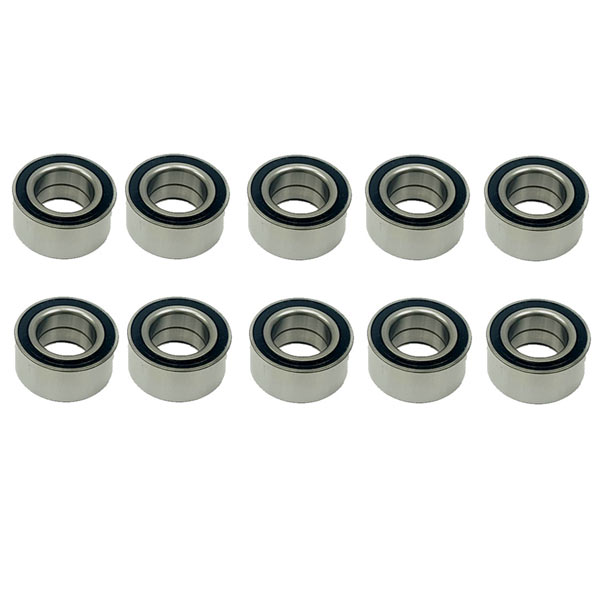 17x35x10 mm 10x 6003 2RS Rubber Sealed Deep Groove Ball Bearings