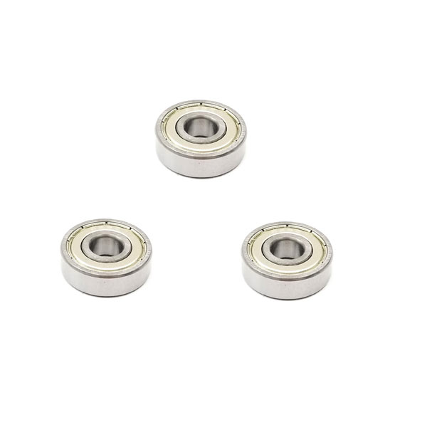 3x 629 ZZ Metal Sealed Deep Groove Ball Bearings 9x26x8 mm