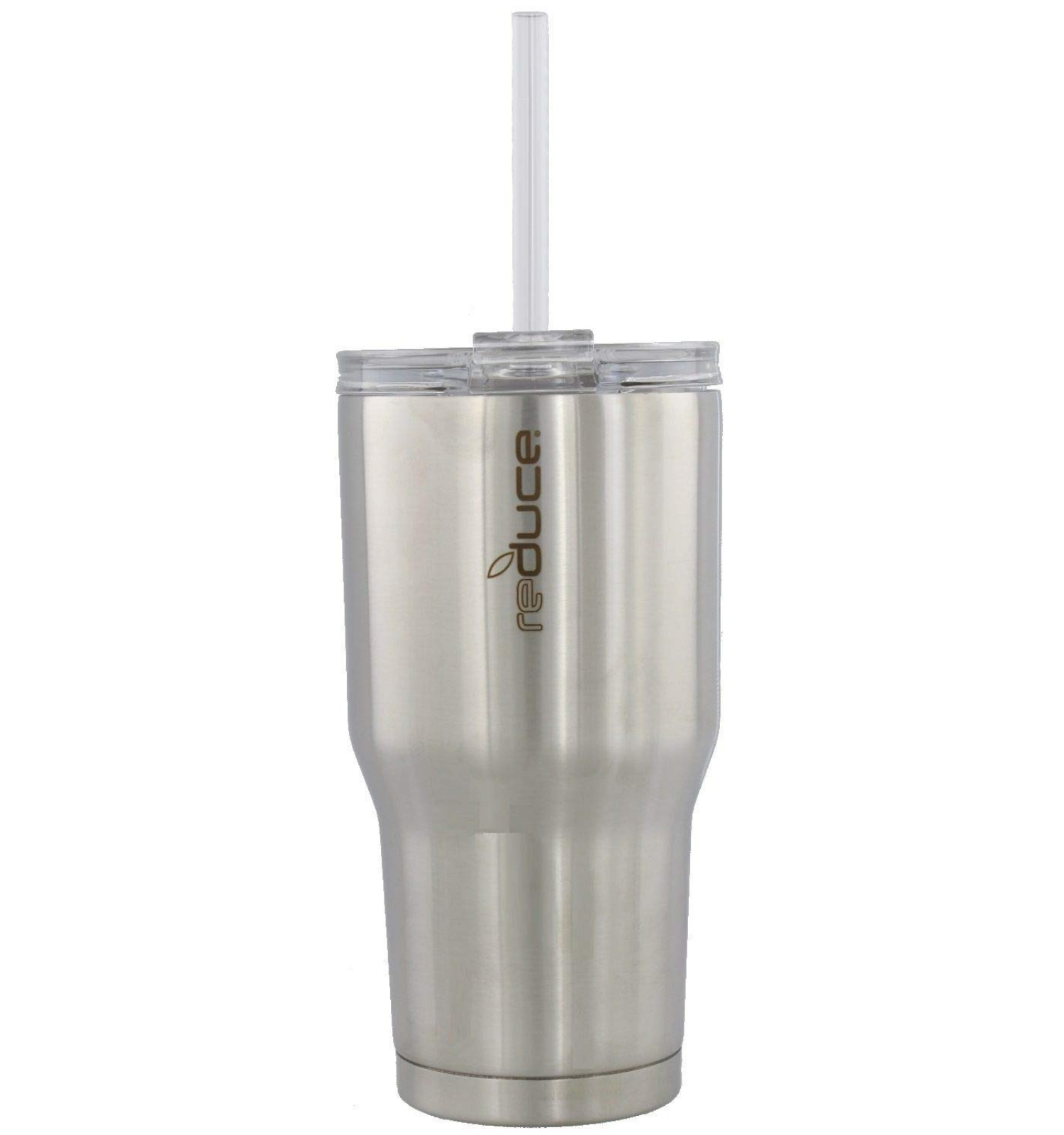 12b4a10a5b0 reduce COLD-1 Vacuum Insulated Tumbler w/Straw 30oz-Stainless Steel ...