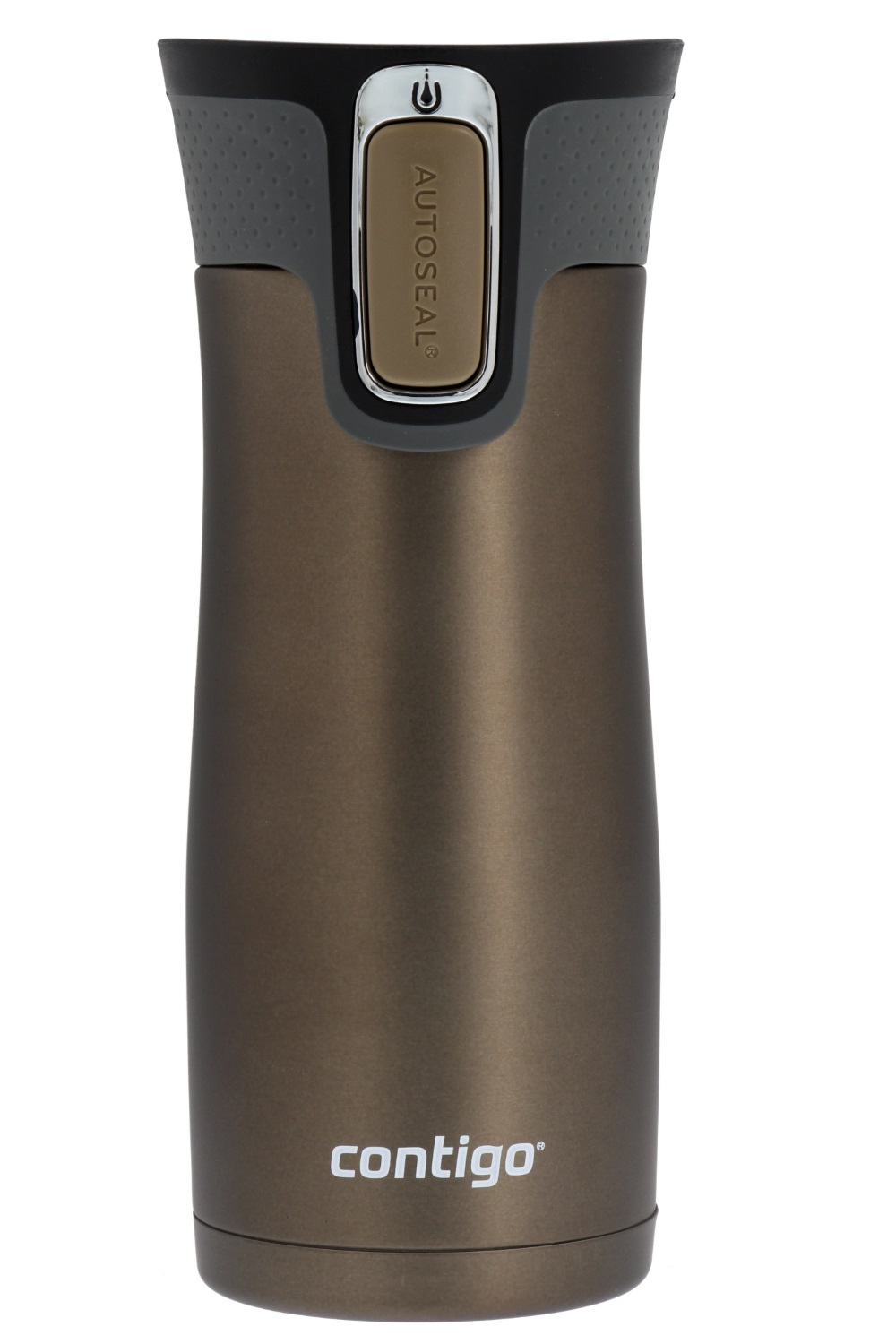 16oz Latte Contigo Autoseal West Loop 2.0 Insulated Stainless Steel Travel Mug