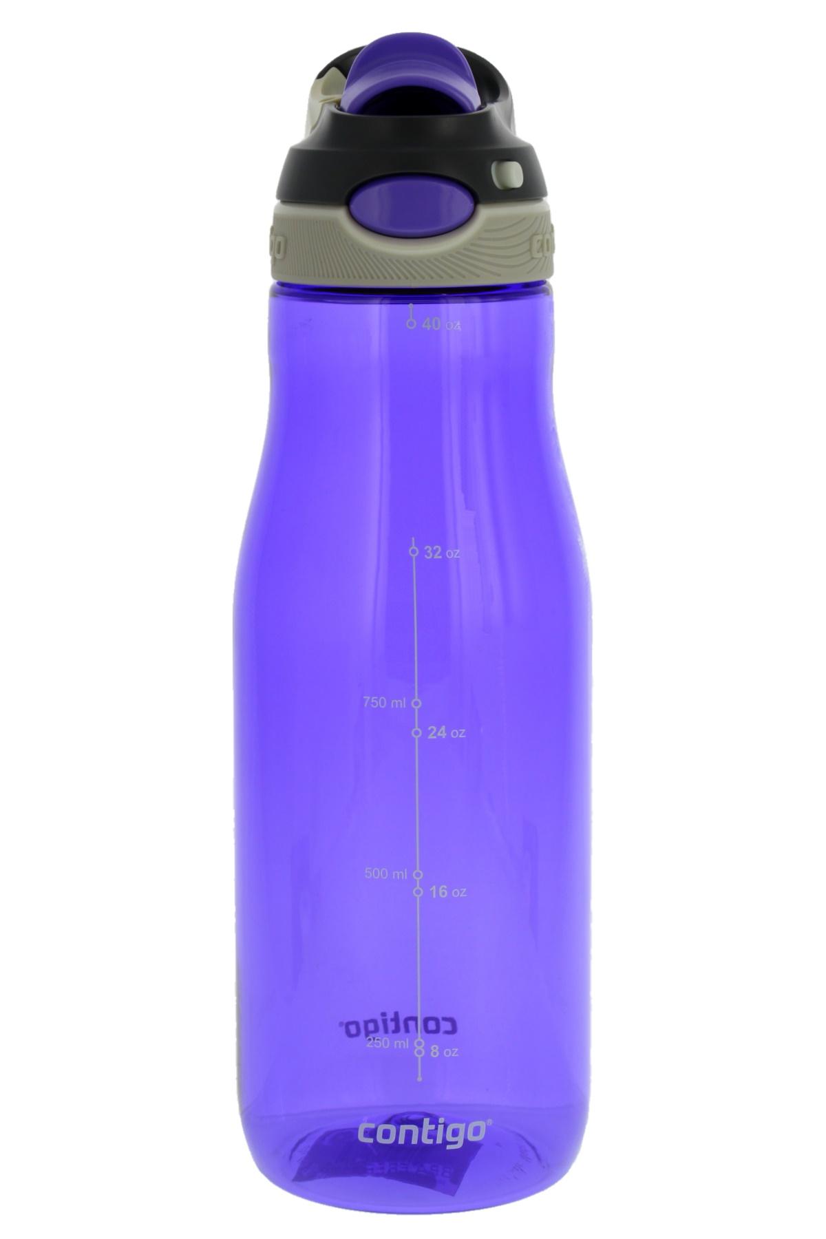 Contigo AUTOSPOUT Water Bottle – Chug, 40oz – Leak-Proof