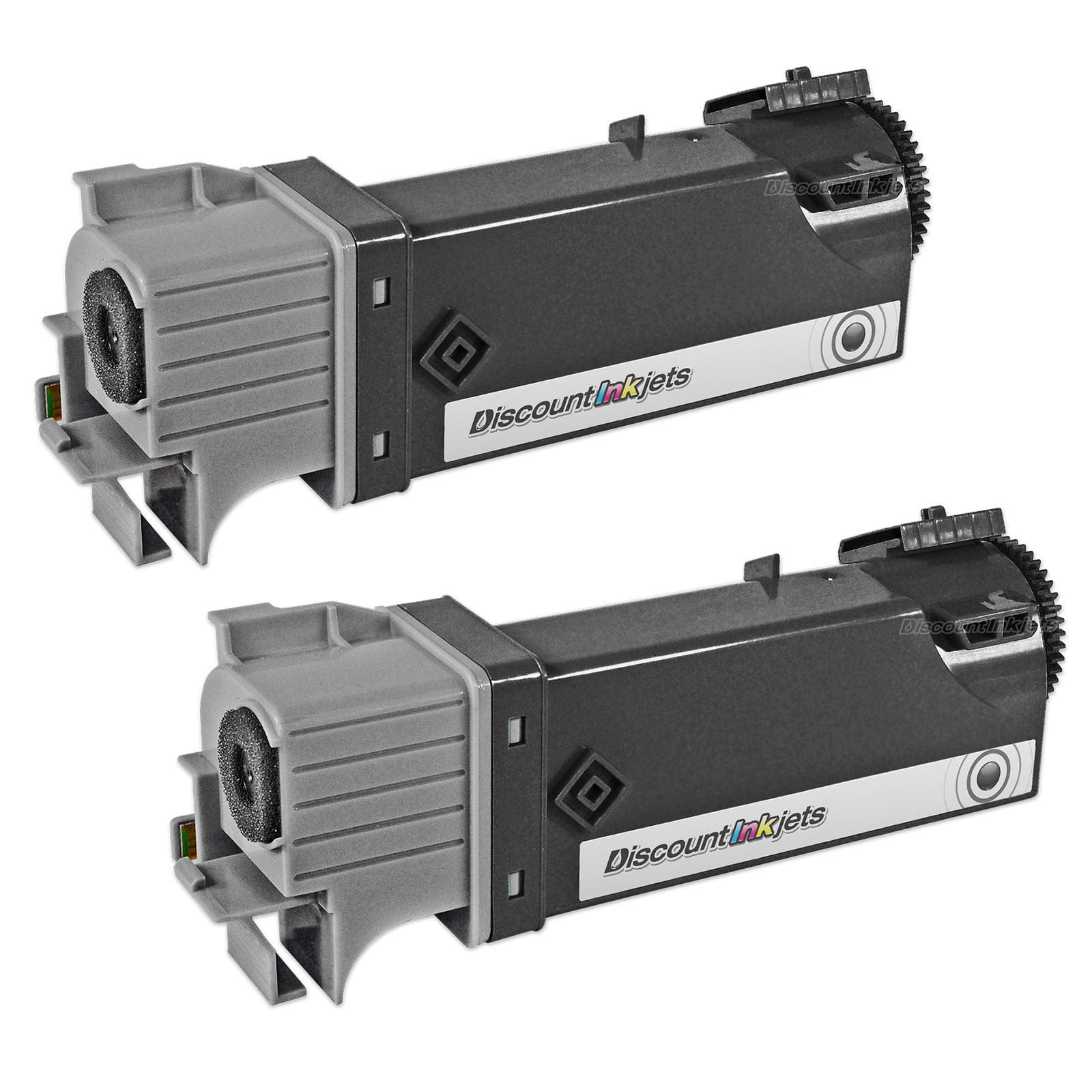 4PK 106R01455 for Xerox 6128 BLACK Laser Toner Cartridge Phaser 6128MFP 6128MFPN