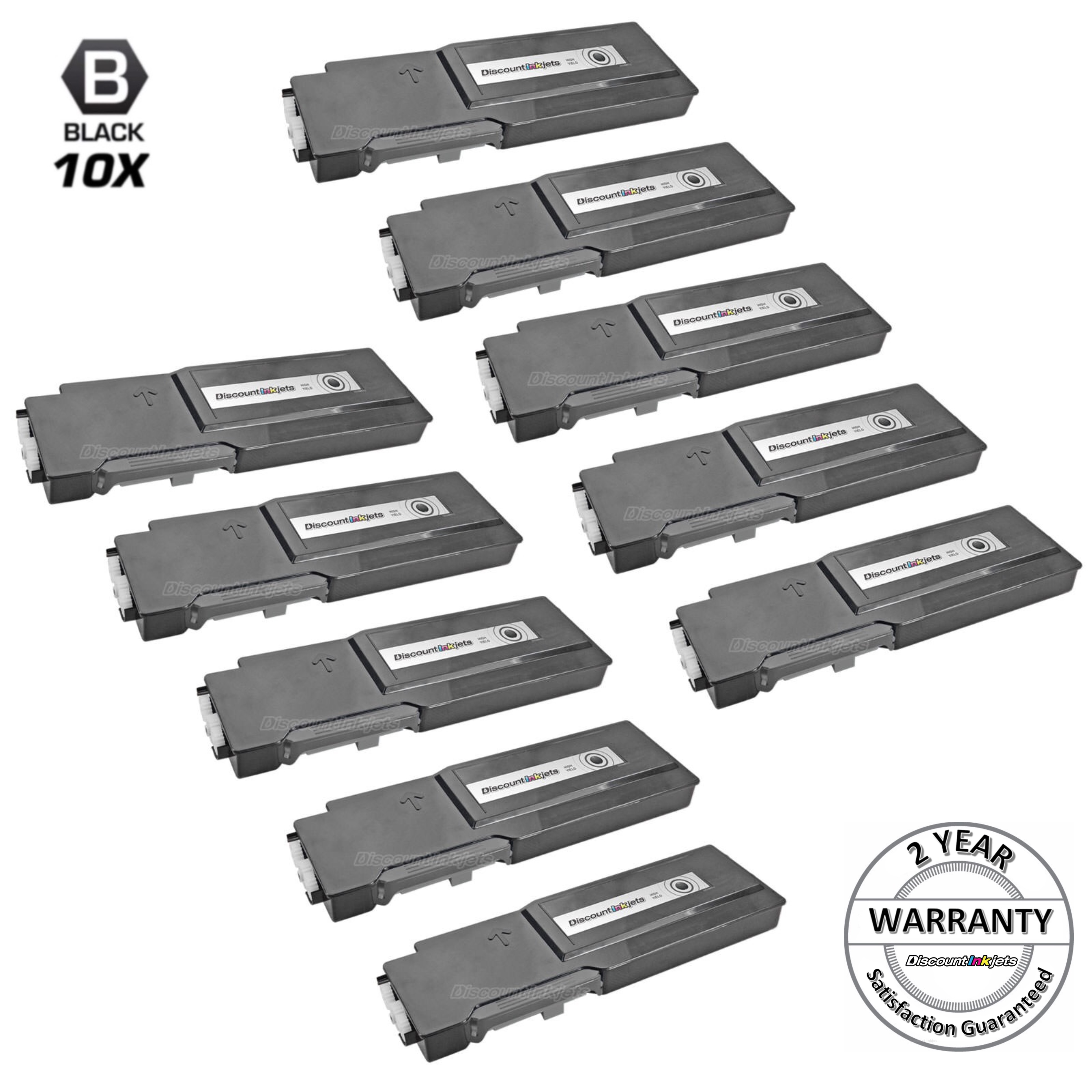 6600DN; WorkCentre 6605 Works with: Phaser 6600 106R02244 6605N 6605DN On-Site Laser Compatible Toner Replacement for Xerox 106R02228 6600N Black