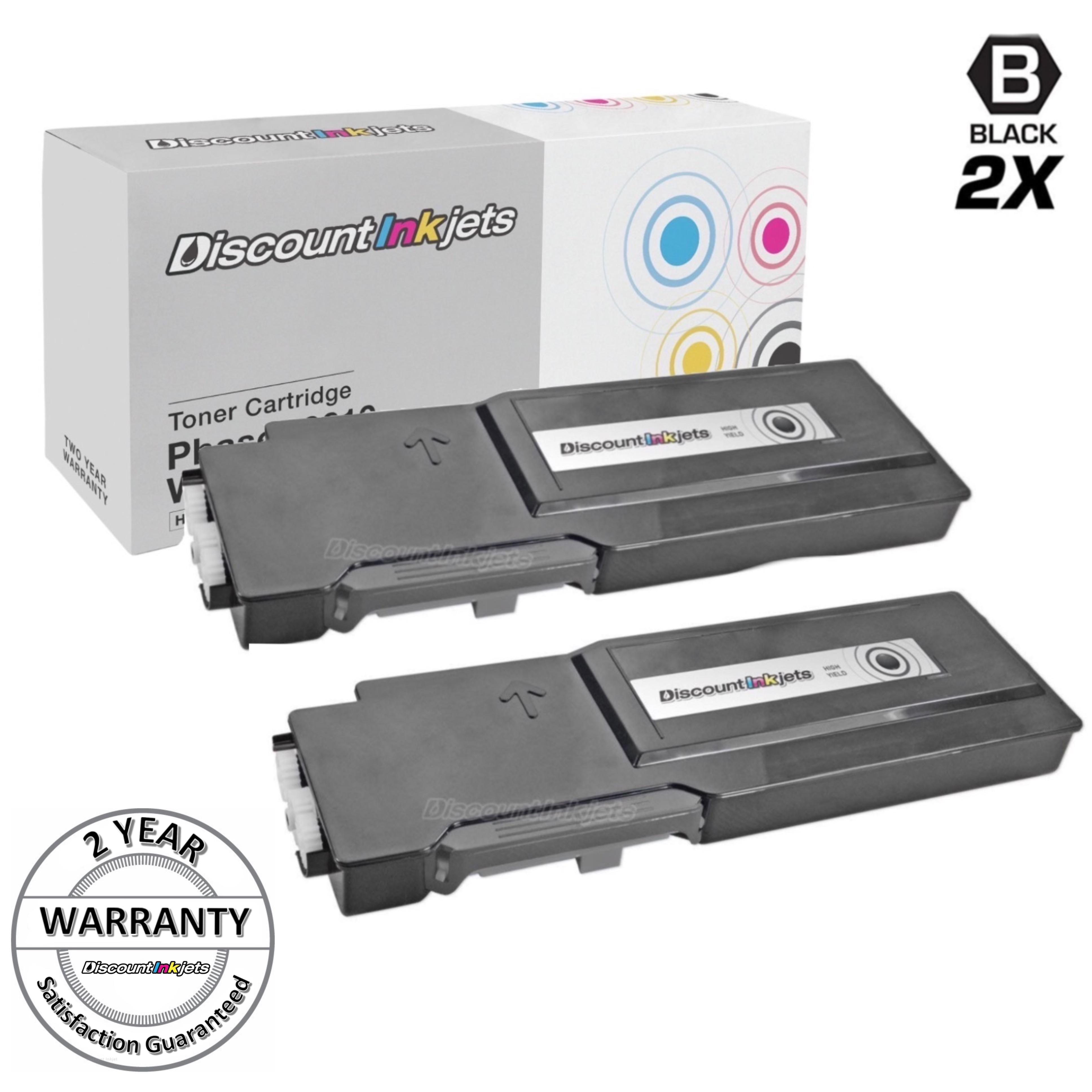 106R02228 for Xerox Phaser 6600 Black Printer Laser Toner Cartridge 6600dn