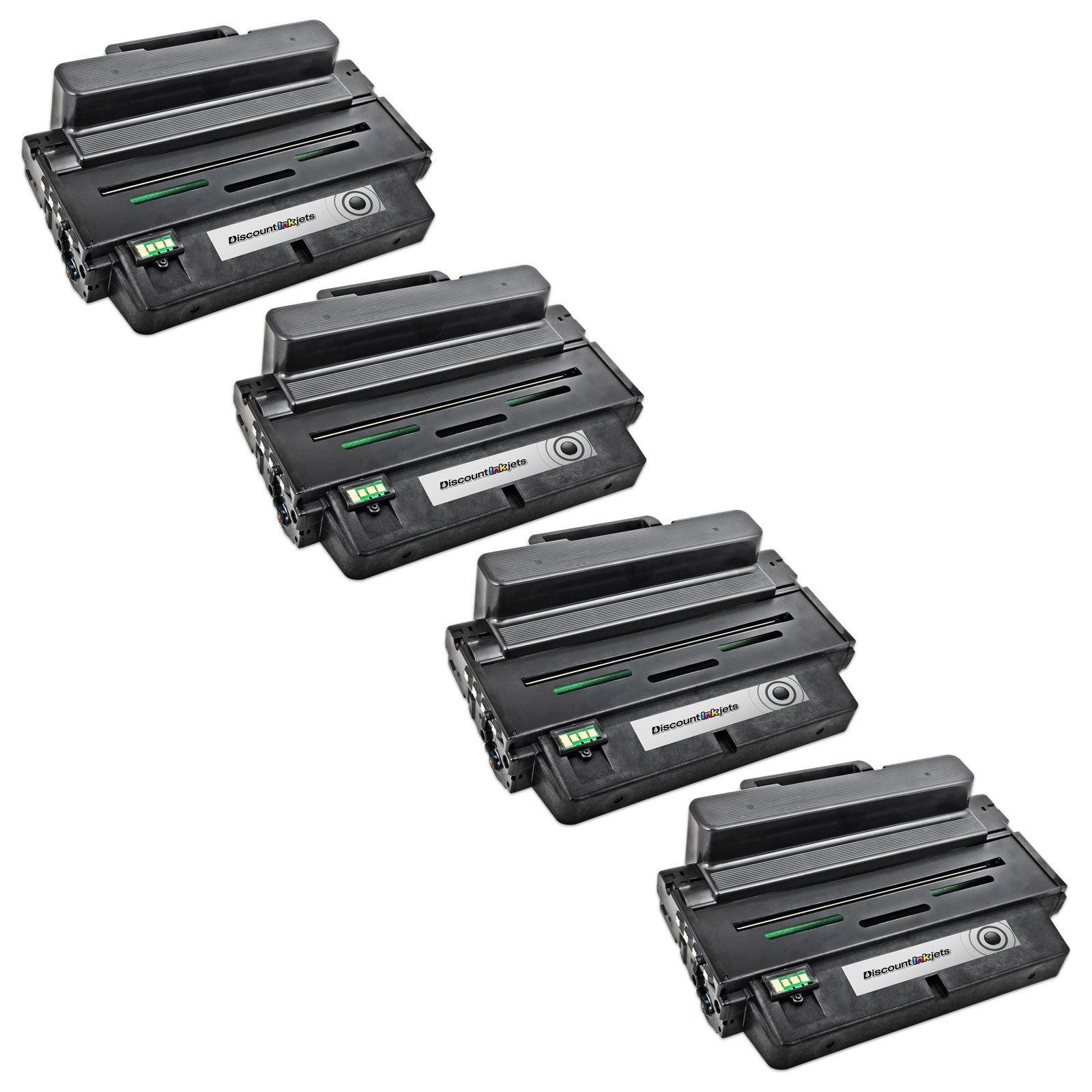6 PK B2375 Black Toner Cartridge Compatible for Dell B2375dnf B2375dfw 593-BBBJ