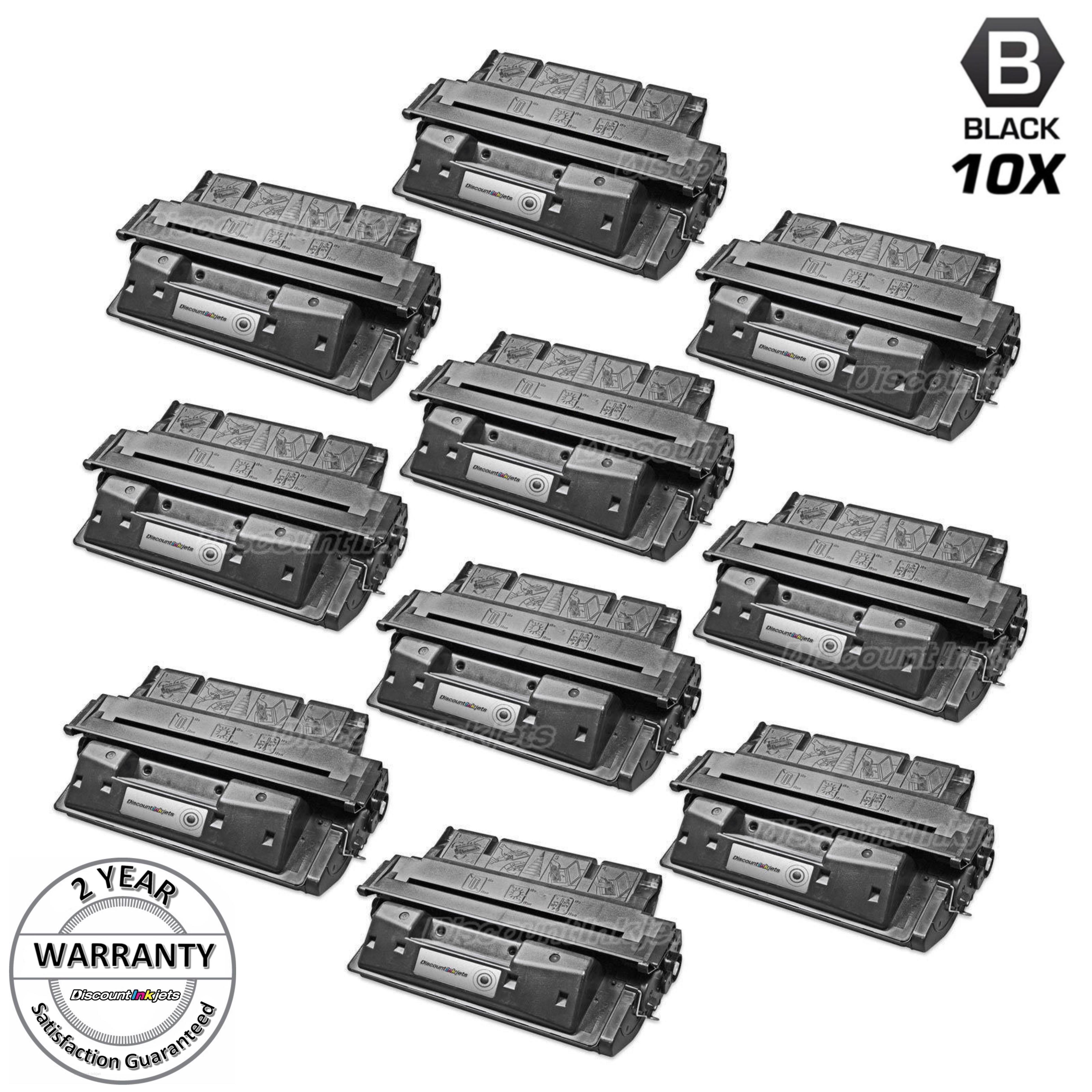 4 packs C4127X Toner Cartridge fits HP 4050se 4000t 4050tn 4050 4000 Printer