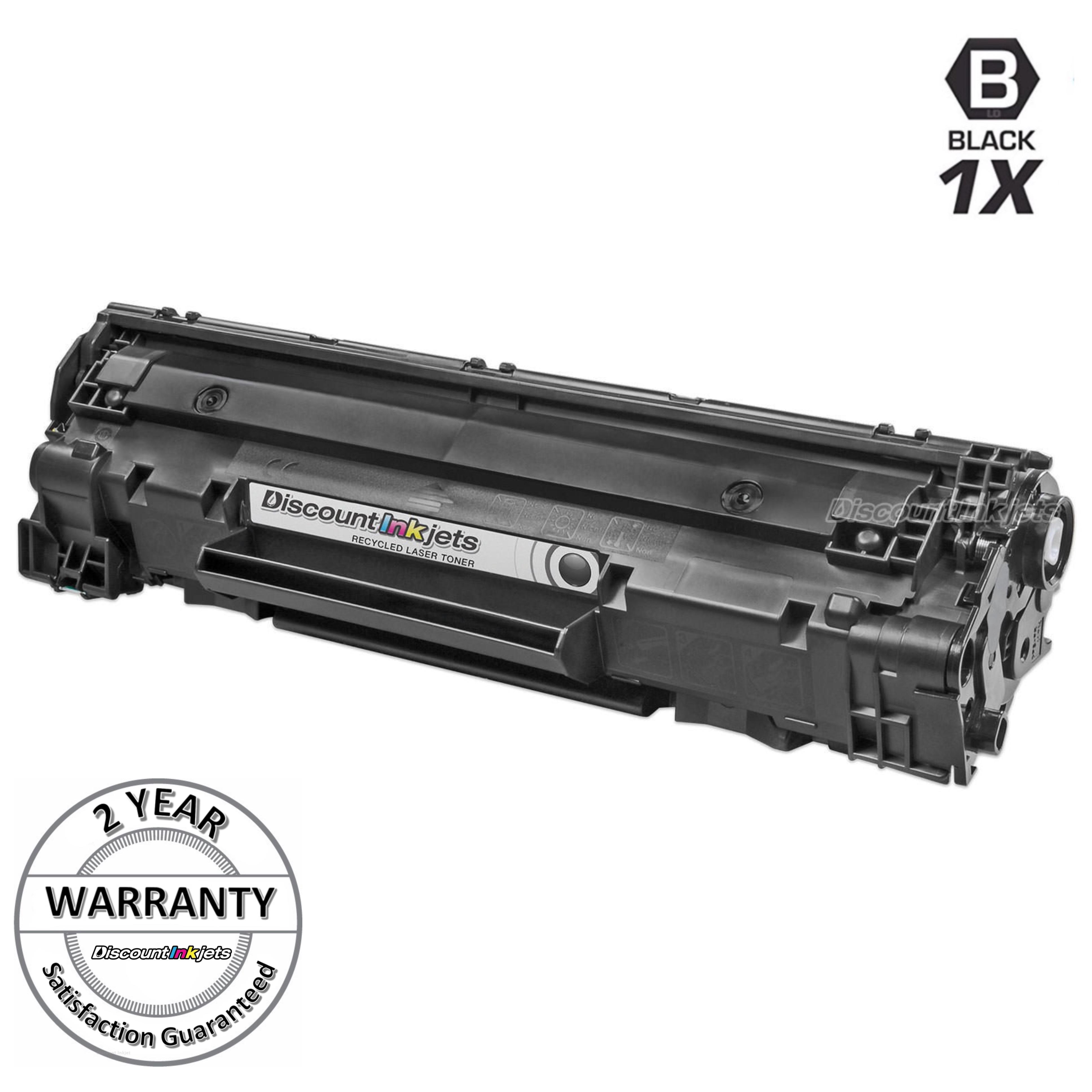 Compatible Replacement Ce285a Black Laser Toner Cartridge For Hp 85a Ce 285a Printers Laserjet P1102 P1102w M1212nf M1217nfw Mfp M1132