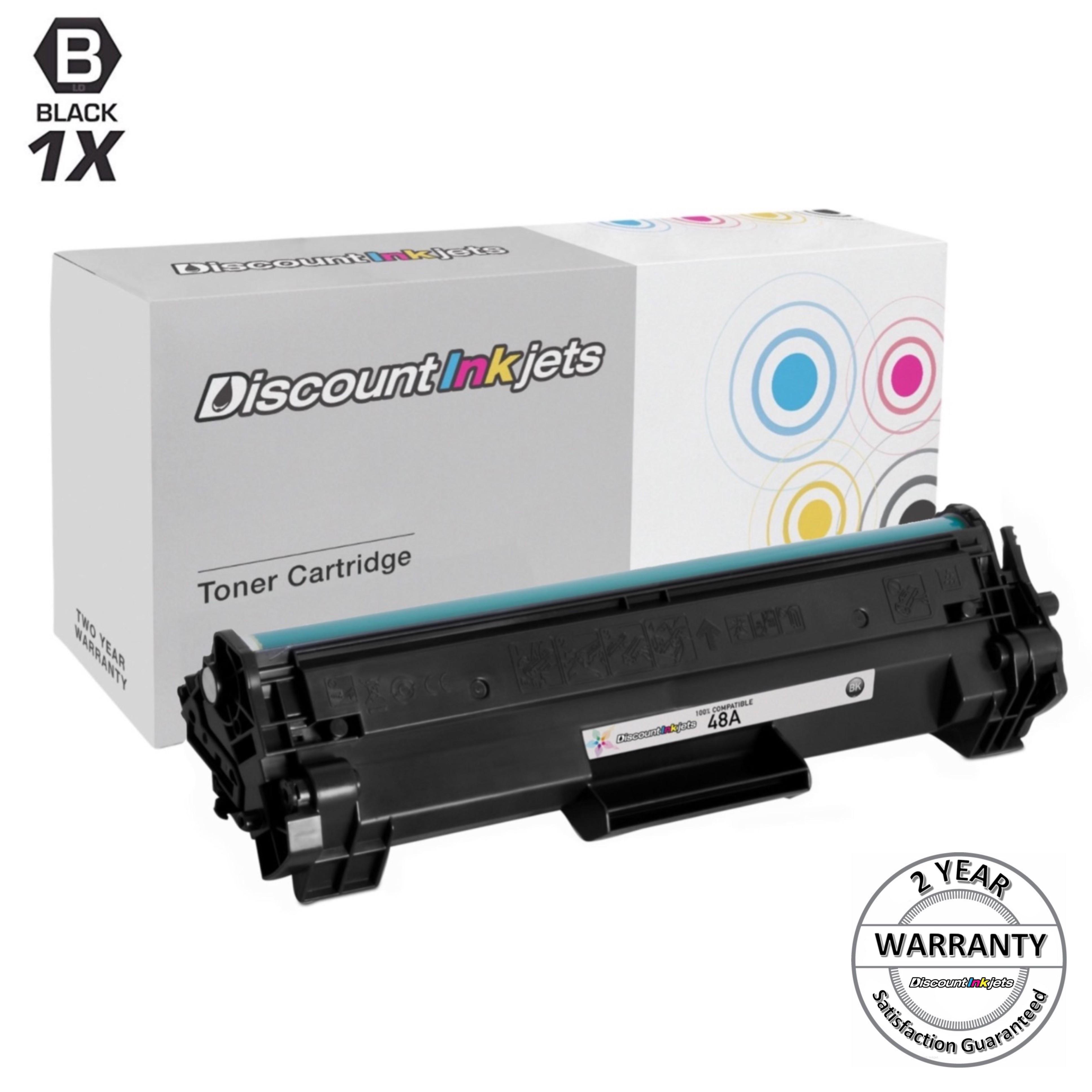 Details about New CF248A 48A Black Toner Cartridge for HP LaserJet Pro M15w  M28w Printer M15a