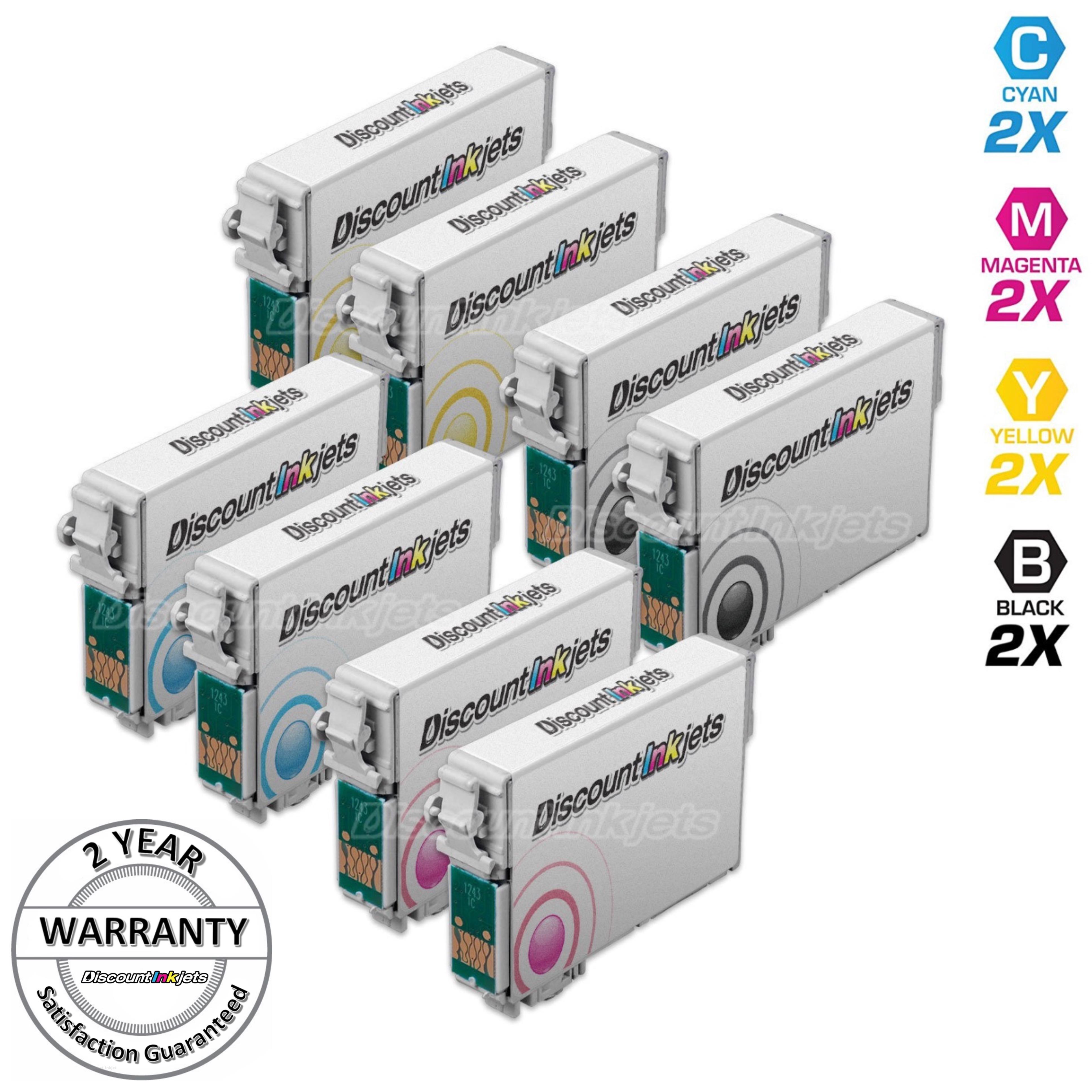 Epson Stylus NX125, NX127, NX420, NX625, NX130, NX230, NX530
