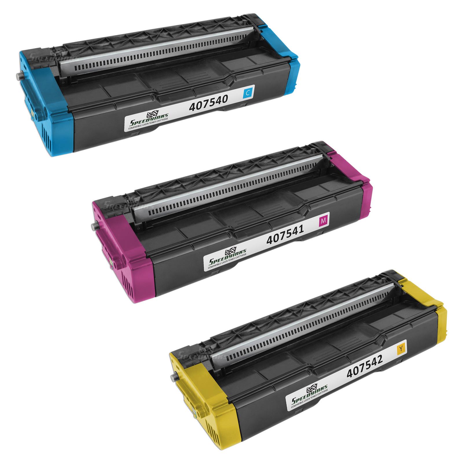 Ricoh SP C250A Original Toner Cartridge Magenta 407541