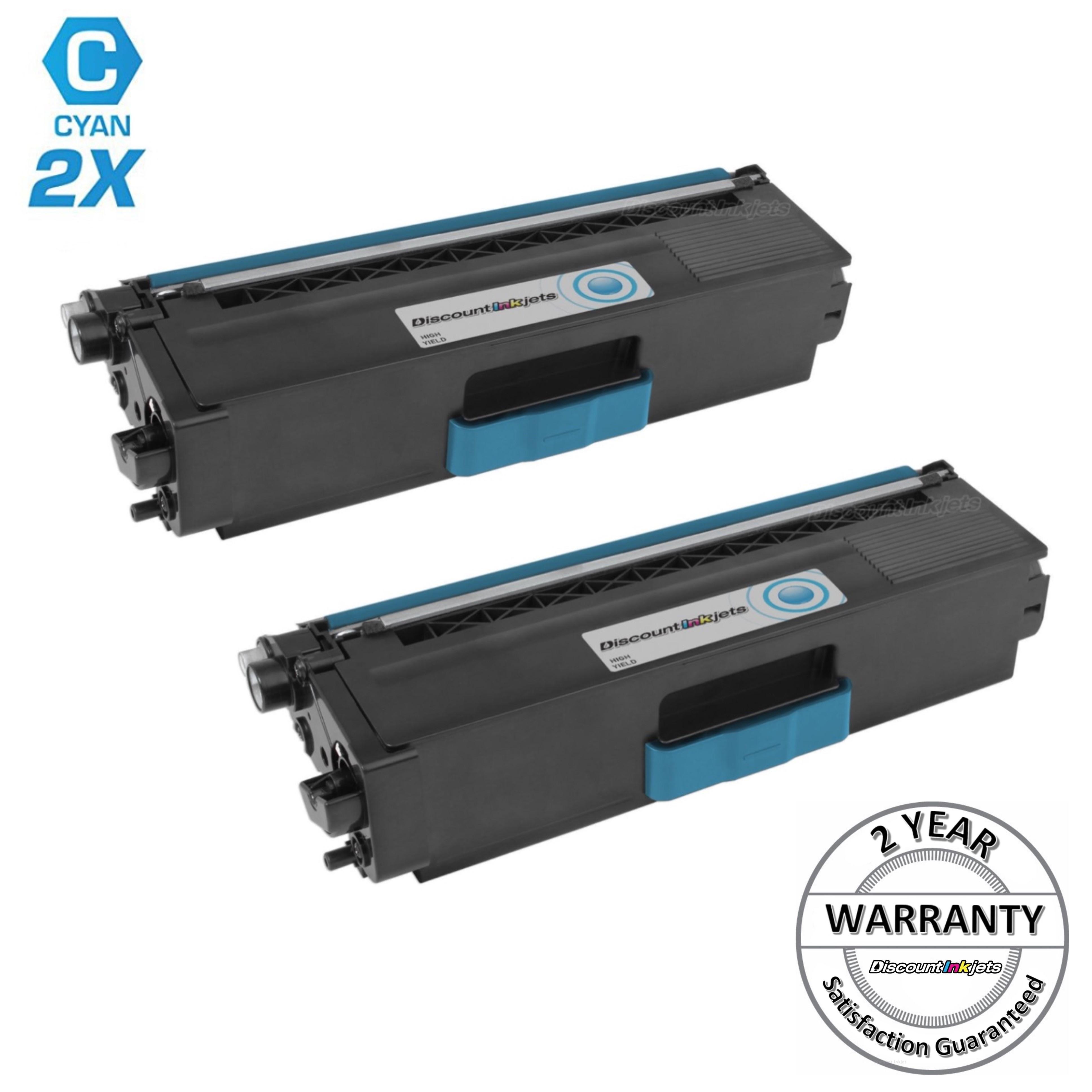 1pk TN-336M TN336 Magenta High Yield Toner Cartridge For Brother HL-L8250CDN