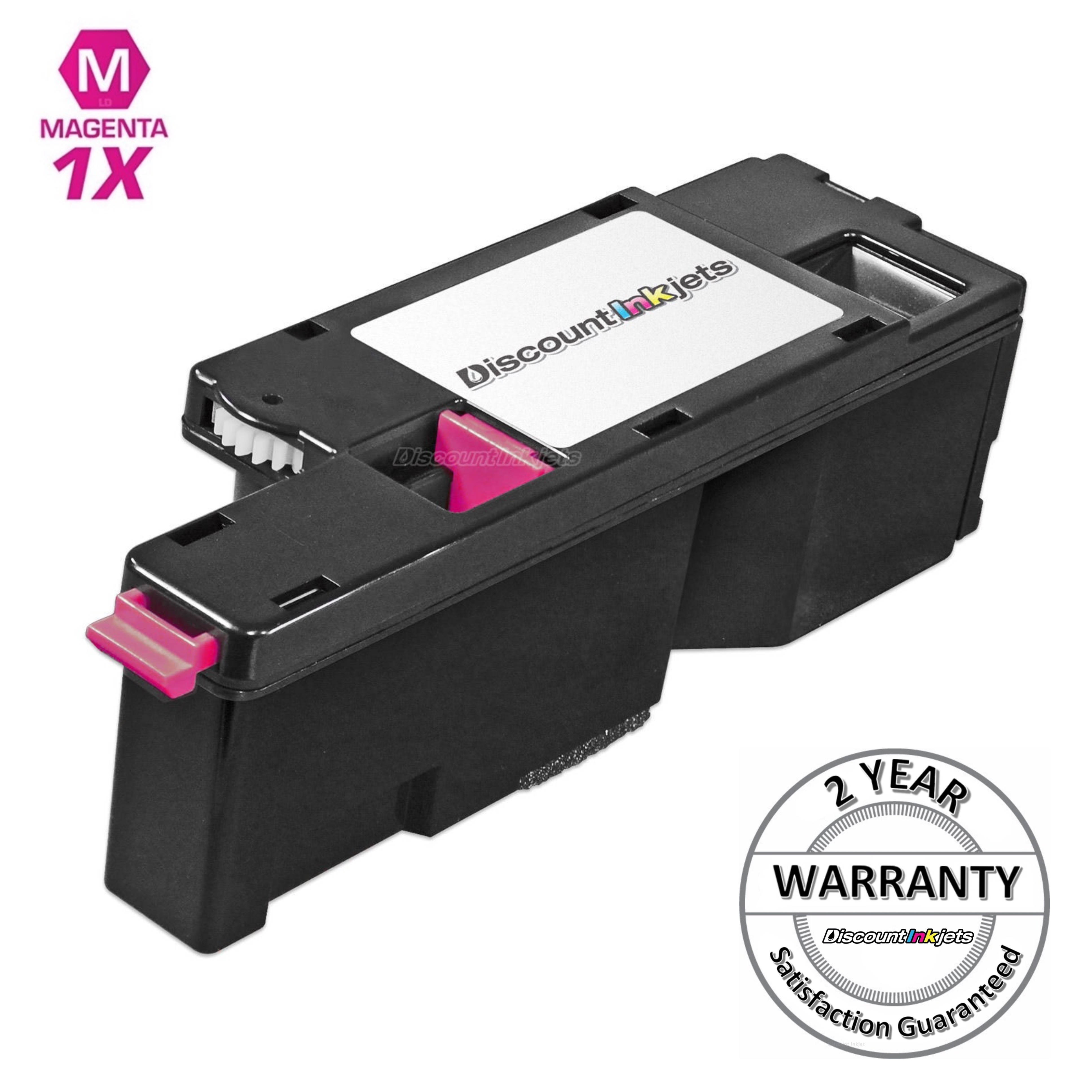 Magenta Laser Toner Cartridge for Xerox Phaser 6010 6000 106R1628