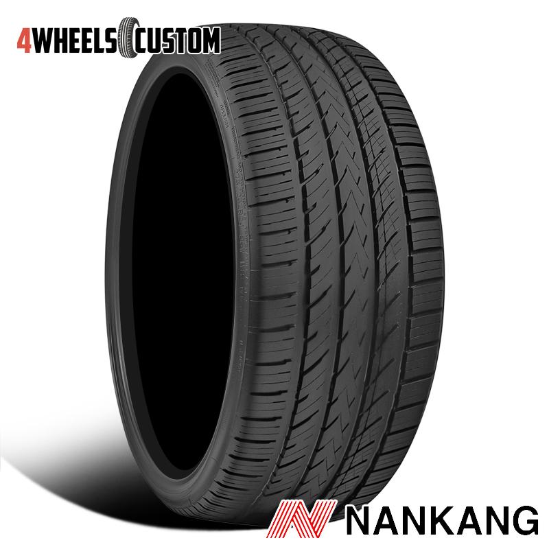 Nankang NS-25 All-Season UHP Performance Radial Tire 275//30ZR19 96Y