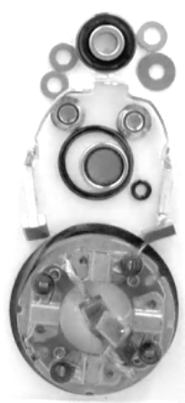Starter Repair Kit Honda 1983 1984 85 CB650SC Nighthawk