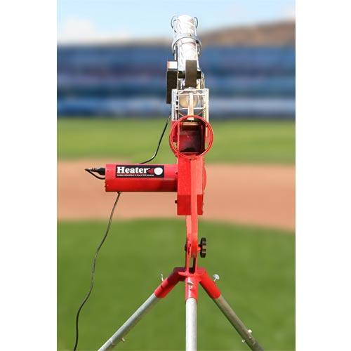 Trend Sports Heater Pro Curveball Pitching Machine Ebay